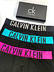 Трусы Кевин Кляйн разноцветные резинки | Мужское белье Кевин Кляйн черное, фото 4