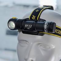 Фонарь Armytek Elf C2 USB + 18650 3200 mAh / XP-L (warm)