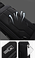 Рюкзак с одной лямкой Arctic Hunter XB00115, с USB портом, кодовым замком, защитой от дождя, 5л, фото 7