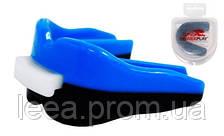 Капа боксерська PowerPlay Чорна 3313 SR SKL24-238258