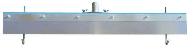 Ракель для стяжок  товщиною від 6 до 30 мм шириною 60 см, фото 2