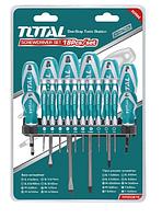 Набор отверток TOTAL THT250618