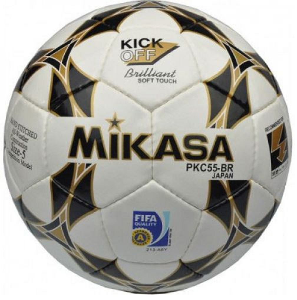 Мяч футбольный Mikasa FIFA Approved PKC55BR1 размер 5