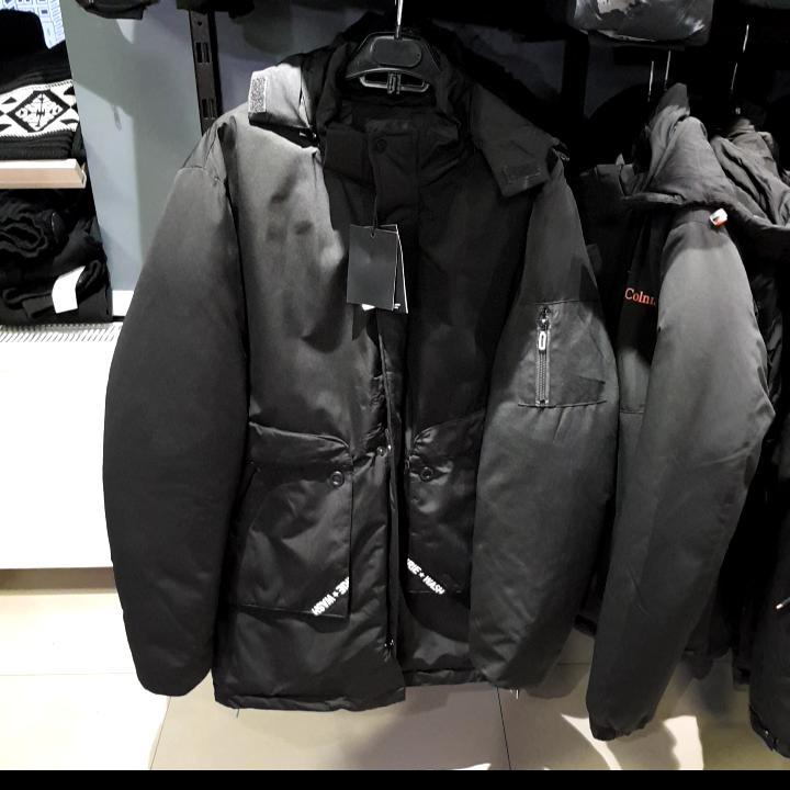 Куртки Зима бренд  kadengi Мужской Чорний 100% полиэстер арт.55346 3-XL(р)