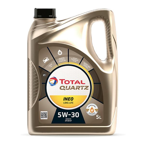 Total Quartz INEO LONG LIFE 5W-30 5л