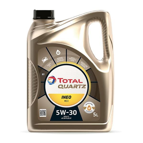 Total Quartz INEO MC3 5W-30 5л