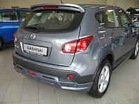 Спойлер Nissan Qashqai