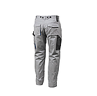 Рабочие брюки серые, размер M HOEGERT HT5K277-M, фото 2