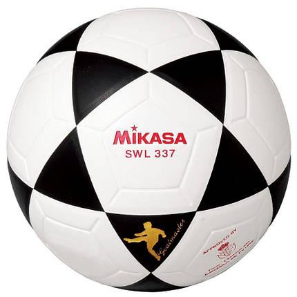 Футзальный мяч Mikasa SWL337 размер №4, фото 2