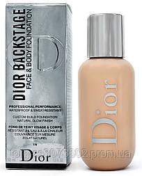 Тональная основа Christian Dior Backstage Face & Body Foundation, 50 мл.(без индивидуальной упаковки)