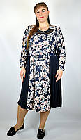Платье от 62 до 72 размера супер батал