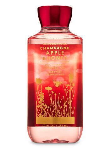 Гель для душа Bath & Body Works -  Champagne Apple & Honey