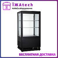 Витрина холодильная GoodFood RT58L черная