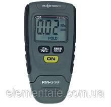 Толщиномер / измеритель толщины краски RM660 plus