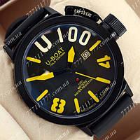 Часы U – Boat – стильный аксессуар с характером