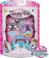 Набір Twisty Petz Минипитомцы з 4-х браслетів Цуценята і Панди, фото 1