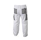 Рабочие штаны белые M HOEGERT SALM HT5K363-M, фото 2
