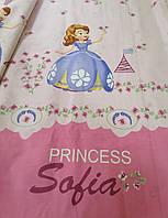 Бязь Gold принцесса София 220 см, фото 1