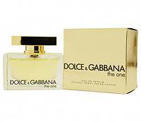 Женская парфюмированная вода Dolce&Gabbana The One, 75 мл