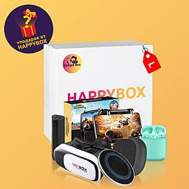 Сюрприз бокс HAPPY BOX Gadget L | Сюрприз бокс с гаджетами