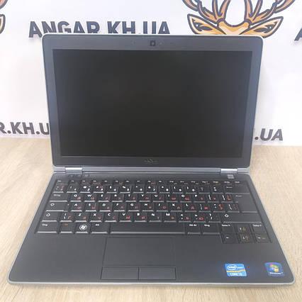 "Ноутбук б/у 12.5"" Dell Latitude E6220 (Core i5/4Gb DDR3/HDD 500Gb), фото 2"