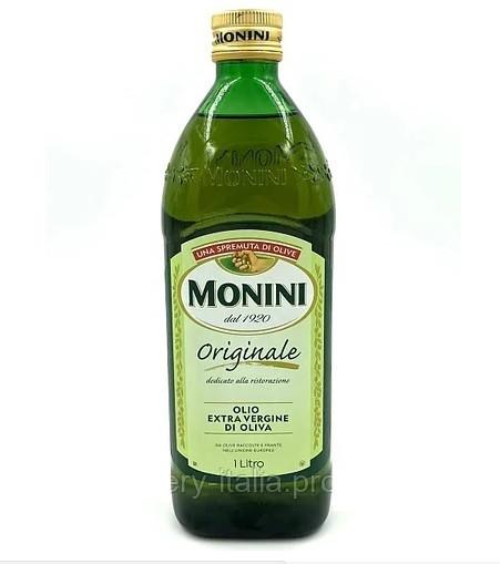 Оливковое Масло Monini Originale Extra Vergine 1 л Италия
