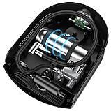 Автомобильный компрессор YANTU E26 Black с LED экраном и фонариком, фото 3