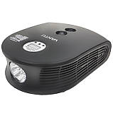 Автомобильный компрессор YANTU E26 Black с LED экраном и фонариком, фото 9