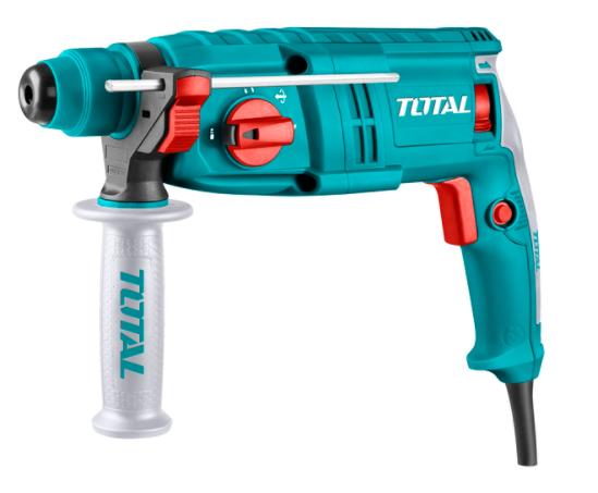 Перфоратор TOTAL TH306226 SDS-Plus 650 Вт
