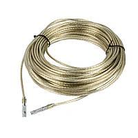 Трос таможенный (пломбировочный) TIR Alta длинна 250м Ø = 6 мм