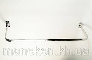 Дуга навесная с креплением на эконом-панель 90см., фото 2