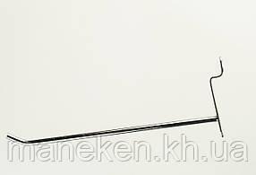 Гачок з кріпленням на економ-панель L10Ф4,5(С-47) Хром