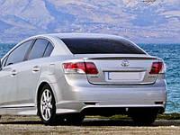 Спойлер Toyota Avensis