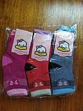 Детские махровые носки ,,Корона,, размер L(3-5лет), фото 5