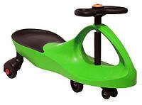 Детская машинка Bibicar (Бибикар) bibicar smart car пластиковые колеса Зеленый
