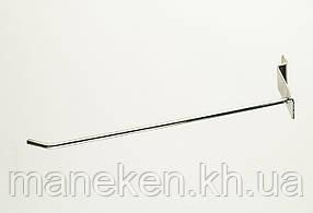 Гачок з кріпленням на економ-панель L15Ф4,5(С-48) Хром