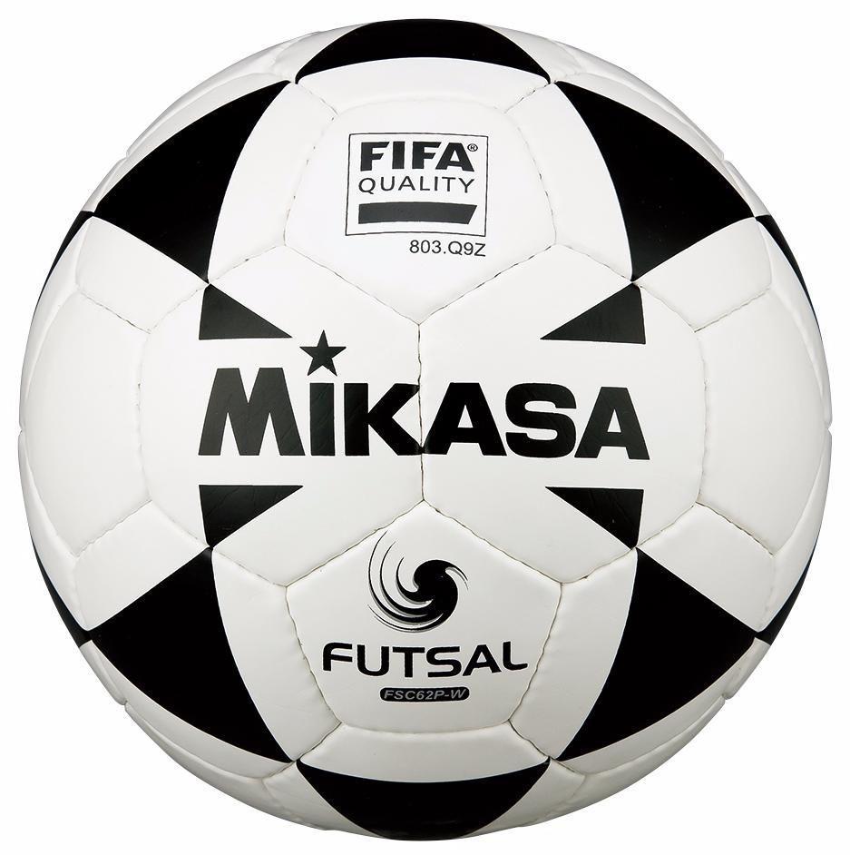 Футзальный мяч Mikasa FSC62P-W FIFA QUALITY размер №4
