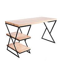 Письменный стол LAN с натуральным деревом от производителя