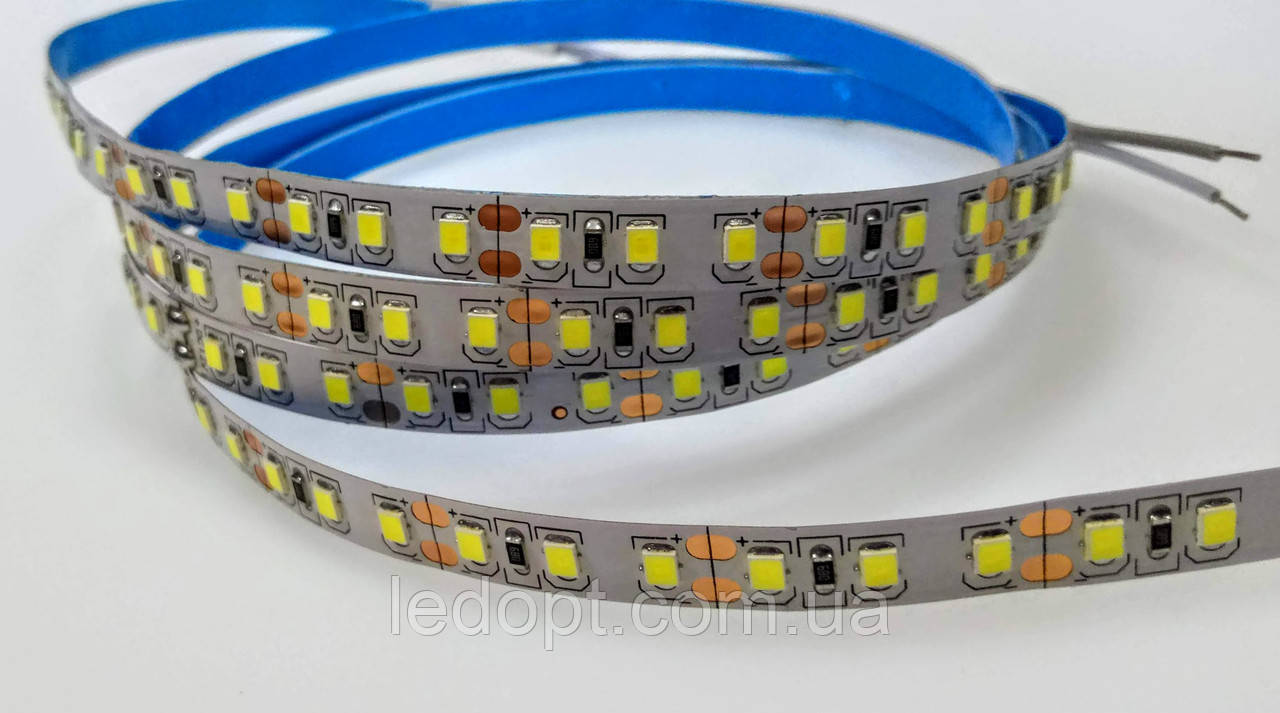 Светодиодная лента SMD3528 13,5W 120 LED/m  IP20 Premium белый NaturalWhite 4000-4500K