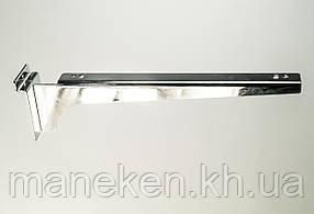 Полкодеожатель з кріпленням на економ-панель L30 Хром