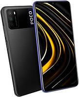Смартфон Xiaomi Poco M3 4/64 ГБ. цвет черный., фото 1