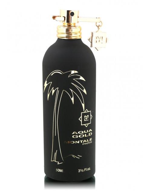 Оригинал унисекс парфюмированная вода Montale Aqua gold