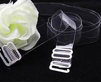 Силиконовые бретельки к бюстикам, лифчикам металлическое основание