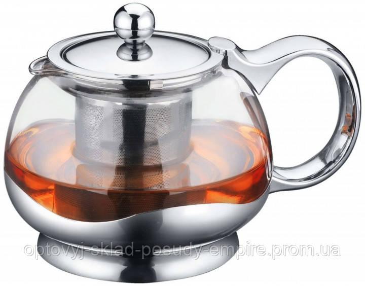 Заварочный чайник 1200 мл Con Brio CB-5012
