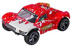 Радиоуправляемая модель Шорт 1:18 Himoto Tyronno E18SC Brushed (красный)