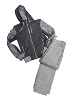 Зимний женский спортивный костюм Reebok с начесом