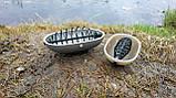 """Рыболовная кормушка Ложка in-line """"Feeder Spoon"""" малая  , вес 25 грамм, фото 2"""