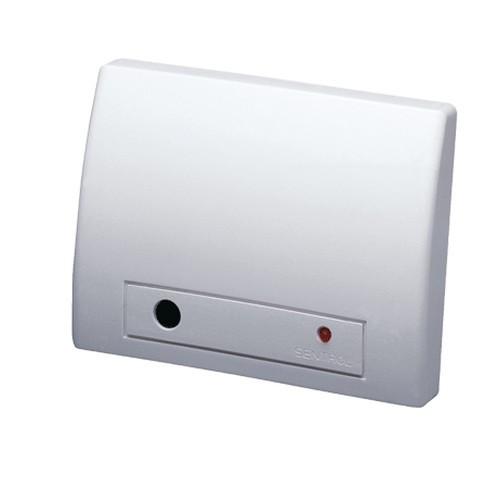 Б/У Датчик разбития стекла Interlogix 60-873-43. Всенаправленный датчик разбития стекла на частоту 433 МГц