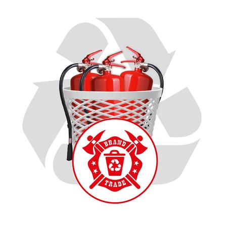 Утилизация, уничтожение отходов, экологическое обслуживание отходов
