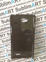 Чехол для 2D сублимации пластиковый на LG L90 черный, фото 3